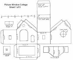 House Templates Printable Sampling Foreignluxury Co