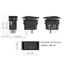 double rocker switch wiring diagram internal wiring library diagram led toggle switch wire starting know about wiring diagram u2022 led winch rocker switch