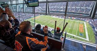 the hard chicago sports fan s guide to single game box suites