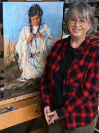 Barbara Summers Edwards – Cheyenne Frontier Days Western Art Show