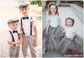Deti Na Svadbe Prezradíme Ti Ako Si Ju Užiť Aj S Tými Najmenšími