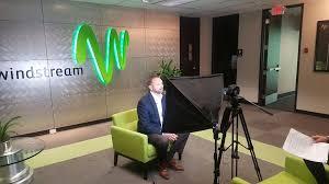 Windstream Corporate Office Filming New Employee Spotligh Windstream Office Photo