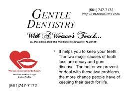 Jupiter Florida Dentist DrMonaSims.com