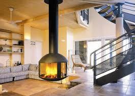 Floating FireplaceFloating Fireplace