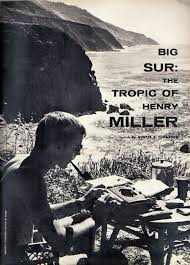 hst rare articles totally gonzo the hunter s thompson and  big sur the tropic of henry miller hunter s thompson rogue oct 1961