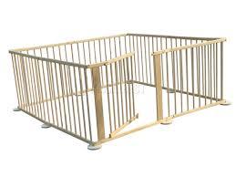 sentinel westwood baby playpen wooden folding play area for kids heavy duty