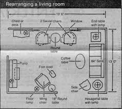 Living Dining Room Layout L Shaped Living Dining Room Furniture Layout Home Decor Interior