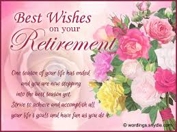 Retirement Wishes Quotes Magnificent Retirement Wishes Greetings And Retirement Messages Wordings And
