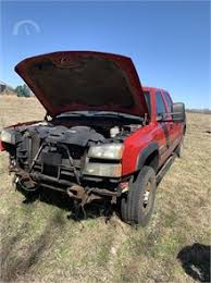 CHEVROLET SILVERADO 1500 Salvage Trucks Online Auctions - 1 Listings ...
