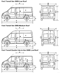 the blueprints cars ford transit van transit connect interior dimensions best accessories home 2017