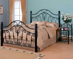 large size of bedroom black iron bed cast iron beds reion black wrought iron king size