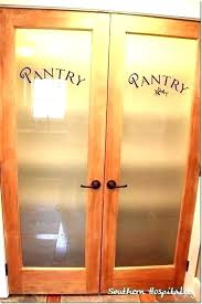 stained glass pantry door double pantry doors double pantry doors double pantry doors best stained glass