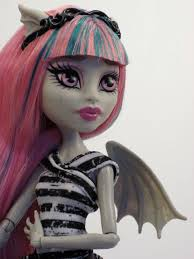 Monster High - ♥...Julka. - Rochelle-Goyle-Monster-High