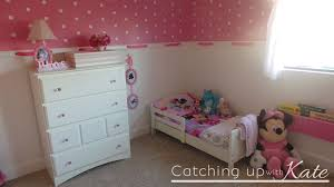 Pink Minnie Mouse Bedroom Decor Minnie Mouse Room Diy Decor Highlights Along The Way