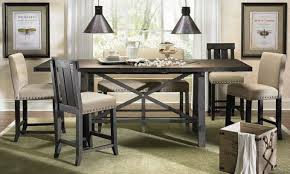 Dining Room Remarkable Counter Height Dining Set Your Residence Adorable Dining Room Table Height Decor