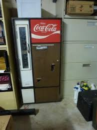 Coke Bottle Vending Machine Beauteous Antique Coke Machine EBay