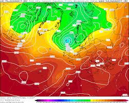 predicción fin de semana 24 25 de junio algunas tormentas y refrescamiento cercano
