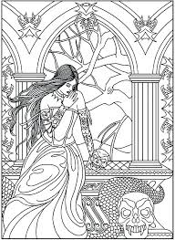 Fairy Coloring Adult Fairy Coloring Page Barbie Fairy Coloring Pages