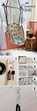 best 25 diy hammock ideas