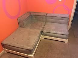 pbteen cushy lounge sectional set