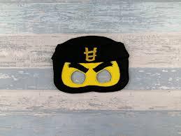 Ninjago Cole Maske Filz Maske Geburtstagsparty Party