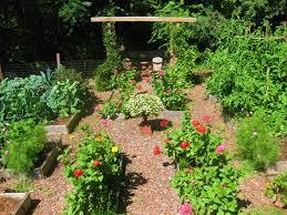 My Kitchen Garden Creating A Raised Bed Garden