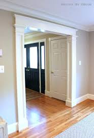 door wood molding lowes t jamb post garage stop bath cabinet bathroom traditional with crown molding recessed lighting white wood lowes t w