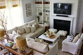 arranging furniture in small living room.  Room Full Size Of Racks Attractive Sectional Sofa In Small Living Room 14 How Arrange  Furniture With  To Arranging W
