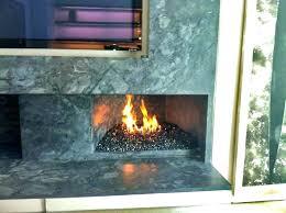 gas fireplace glass rocks indoor fireplace kit fireplace kits indoor
