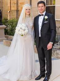Bryant Stokes weds in high society ceremony | Daily Telegraph