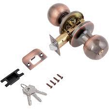 <b>Ручка</b>-защёлка <b>Avers 6082-01</b>-AC, с ключом и фиксатором, сталь ...