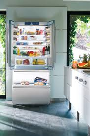 36 Refrigerators Liebherr Floor Model Refrigerators With Full Manufacturers