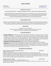 Business Analyst Resume Sample Extraordinary Business Analyst Resume Examples Templates 60 Beautiful Resume