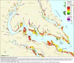 Virginia Tide Chart Potomac River Adapting To Global Warming
