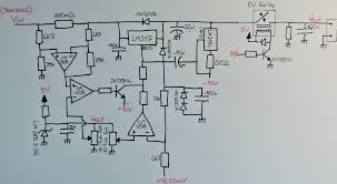 Power Supply Design Using Lm317 Operational Amplifier Op Amp Based Cv Lm317 Power Supply