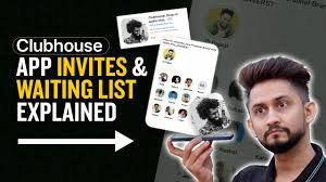 Clubhouse app Invites & Waiting list EXPLAINED Using A Practical Voice  Conversation inside Clubhouse - YouTube