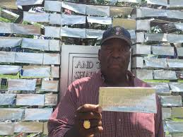 Albert (Al) Hayes, Jr., Vietnam Veteran – Swords to Plowshares Belltower