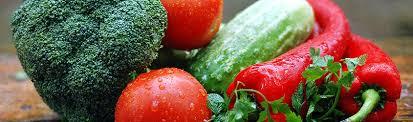 Vegetables Calories Calorie Chart