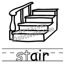 stairs clipart black and white. Delighful Black Clip Art Black And White Stairs Clipart 1 On WorldArtsMe