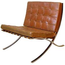 ludwig mies van der rohe barcelona chair by knoll at 1stdibs van der rohe chair