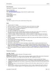 Canadian Resume Template Word Free Canadian Resume Templates Best
