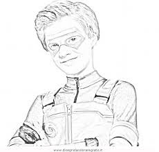 Henry Danger Free Coloring Pages