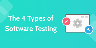 Types Of Software Testing 4 Types Of Software Testing And When You Should Use Them