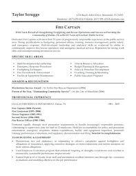 Sample Law Enforcement Resumes Law Enforcement Sample Resume ...