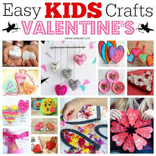 kids valentine s day ideas crafts a fantastic set of valentine s day crafts for