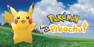 pokémon let s go pikachu