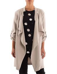 ping pong waterfall trench jacket