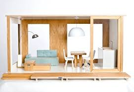 dollhouse modern furniture. Simple Dollhouse Modern Dollhouse Dollhouses Are Green Dream Homes For Barbie And  Other Dolls Furniture   And Dollhouse Modern Furniture
