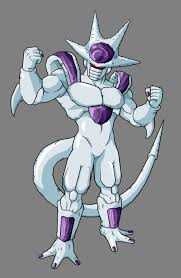 4th form frieza frieza fifth form by hsvhrt on deviantart