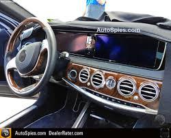 A Peek Inside the 2014 Mercedes-Benz S-Class - BenzInsider.com - A ...